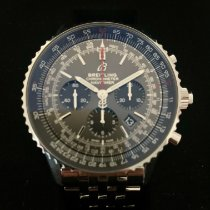 Breitling Navitimer Rattrapante Steel 45mm Grey