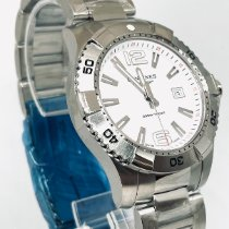 Longines HydroConquest Steel 39mm White Arabic numerals United States of America, New York, NY