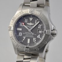 Breitling Avenger Seawolf Steel 45mm Grey United States of America, Ohio, Mason
