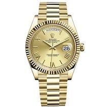 Rolex (ロレックス) 228238 イエローゴールド デイデイト 40 新品