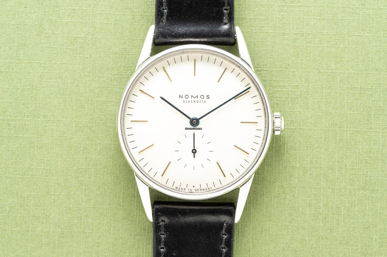 NOMOS Orion 309 pre-owned