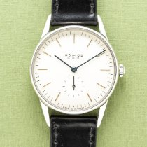 NOMOS Steel 35mm Manual winding 309 pre-owned United States of America, New York, New York