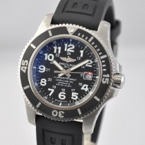 Breitling Superocean II 44 Steel 44mm Black United States of America, Ohio, Mason