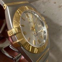 Omega Золото/Cталь 38mm Кварцевые 1213.30.00 подержанные Россия, Adler