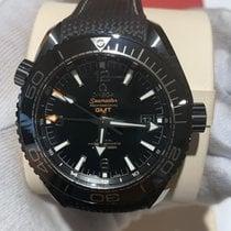 Omega Seamaster Planet Ocean Ceramic 45.5mm Black Arabic numerals United States of America, Iowa, Des Moines