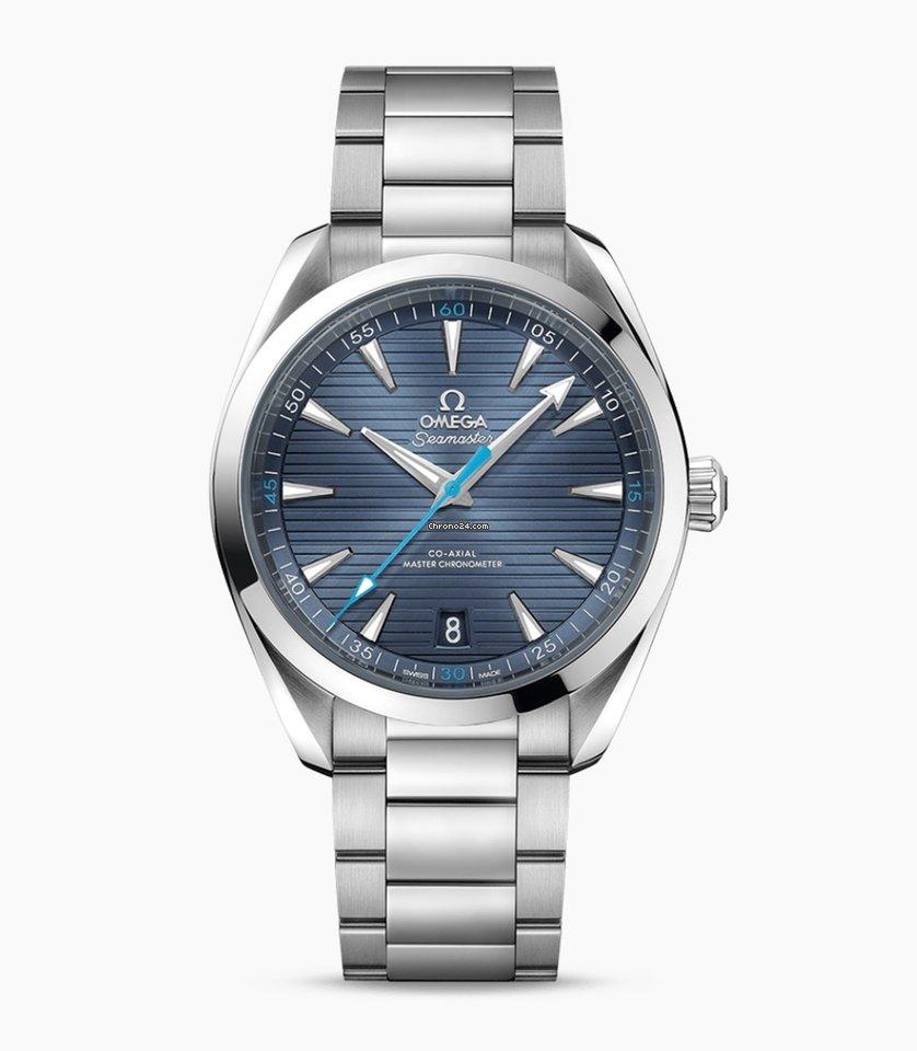 Omega Seamaster Aqua Terra 220.10.41.21.03.002 2021 new