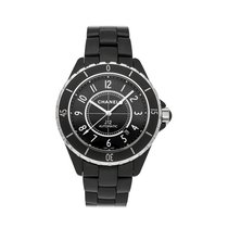 Chanel J12 H3131 Very good Ceramic 42mm Automatic