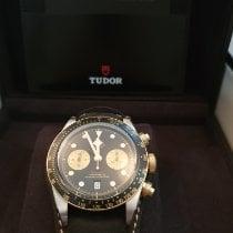 Tudor Black Bay S&G Gold/Steel Black No numerals Malaysia, Telok Panglima Garang
