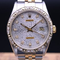 Rolex Datejust 16000 Very good Gold/Steel 36mm Automatic Australia