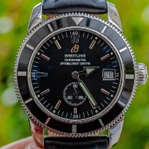 Breitling Superocean Heritage Steel 38mm Black No numerals United States of America, Texas, Plano