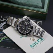 Rolex Submariner Date Acciaio 40mm Nero Senza numeri Italia, Perugia