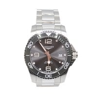 Longines L3.781.4.76.6 Steel HydroConquest 41mm pre-owned