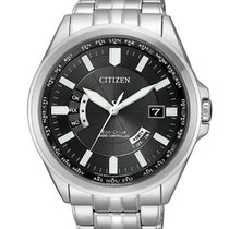 Citizen Steel 43mmmm Quartz new