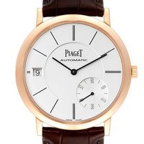 Piaget Altiplano Rose gold 40mm Silver United States of America, Georgia, Atlanta