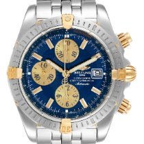 Breitling Chronomat Evolution Gold/Steel 43.7mm Blue United States of America, Georgia, Atlanta