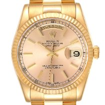 Rolex 118238 Yellow gold 2003 Day-Date 36 36mm pre-owned United States of America, Georgia, Atlanta