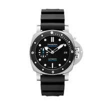Panerai Luminor Submersible new 2021 Automatic Watch with original box and original papers PAM 00683