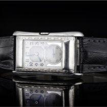 Rolex Prince Bílé zlato 23mm Stříbrná Římské
