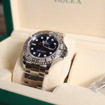 Rolex Yacht-Master 40 Steel 40mm Blue No numerals United Kingdom, Hertfordshire