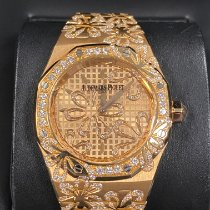 Audemars Piguet Royal Oak Lady Rosa guld 33mm Guld