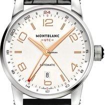 Montblanc Timewalker Steel 45mm Arabic numerals