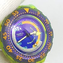 Swatch Plastic 40mm Quartz Swatch AG 1991 pre-owned