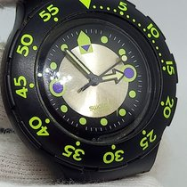 Swatch Plastic 40mm Quartz Swatch AG1991 pre-owned