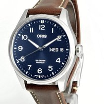 Oris Steel 44mm Automatic 01 752 7760 4065-07 5 22 07LC new