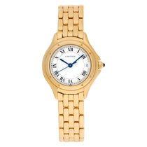 Cartier Cougar 26mm Champagne Roman numerals United States of America, Florida, Surfside