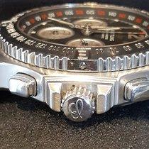 Breitling Hercules Сталь 44mm Cерый Без цифр