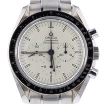 Omega Speedmaster Professional Moonwatch Steel 42mm White