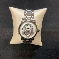 Montblanc Nicolas Rieussec Steel Silver United States of America, New Jersey, Fords