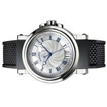 Breguet (ブレゲ) マリーン 新品 2021 自動巻き 正規のボックスと正規の書類付属の時計 5817ST/12/5V8