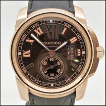 Cartier 3300 Rose gold 2015 Calibre de Cartier pre-owned
