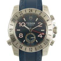 Tudor Sport Aeronaut Acier 41mm Bleu