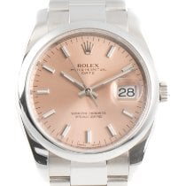 Rolex 115200 Acier 2011 Oyster Perpetual Date 34mm occasion