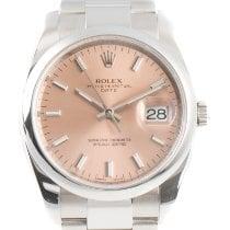 Rolex Oyster Perpetual Date 115200 Sehr gut Stahl 34mm Automatik Deutschland, Karlsruhe