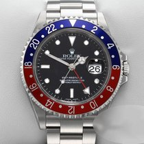 Rolex GMT-Master II Very good Steel 40mm Automatic