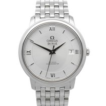 Omega Steel 36.8mm Automatic 424.10.37.20.02.001 new