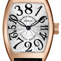 Franck Muller Crazy Hours Rose gold 50mm Silver Arabic numerals United States of America, Texas, McAllen