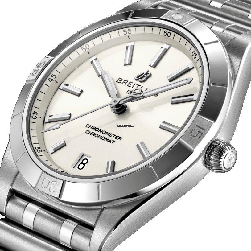 Breitling Chronomat A10380101A3A1 2021 новые