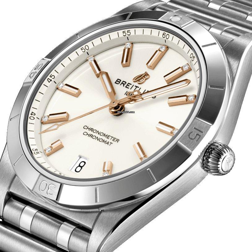 Breitling Chronomat A10380101A2A1 2021 новые