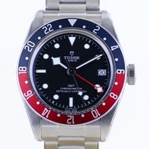 Tudor Black Bay GMT Stahl 41mm Schwarz Keine Ziffern Deutschland, Langenfeld