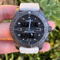 Breitling Exospace B55 Connected Titanium 46mm Black Arabic numerals United States of America, California, Los Angeles