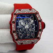 Richard Mille RM 035 Carbon 49.94mm Transparent No numerals United States of America, Florida, Orlando