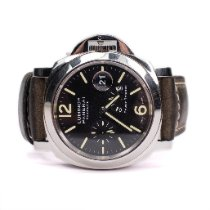 Panerai PAM 00090 Steel Luminor Power Reserve 44mm pre-owned United States of America, Texas, Houston