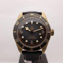 Tudor Steel Automatic Black 43mm Black Bay Bronze