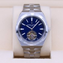 Vacheron Constantin Overseas Steel 42.5mm Blue United States of America, Tennesse, Nashville