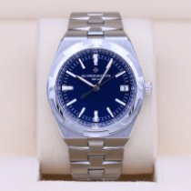 Vacheron Constantin Overseas Steel 41mm Blue No numerals United States of America, Tennesse, Nashville