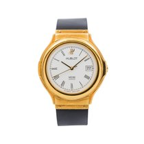 Hublot Yellow gold Automatic 36mm pre-owned Classic